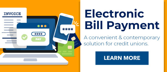 Electronic Bill Payment: A convenient and contemporary solution for credit unions.